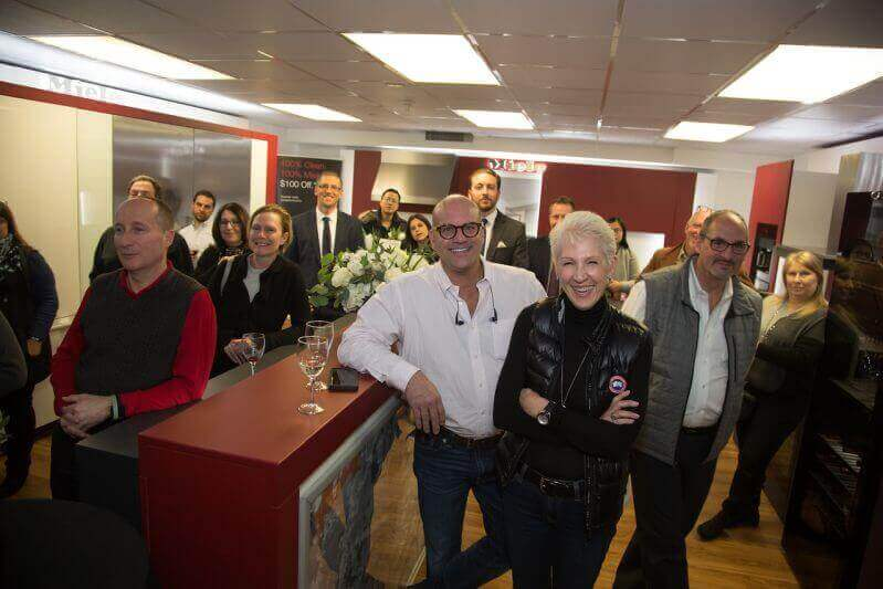 Grand Opening of Our Miele Showroom
