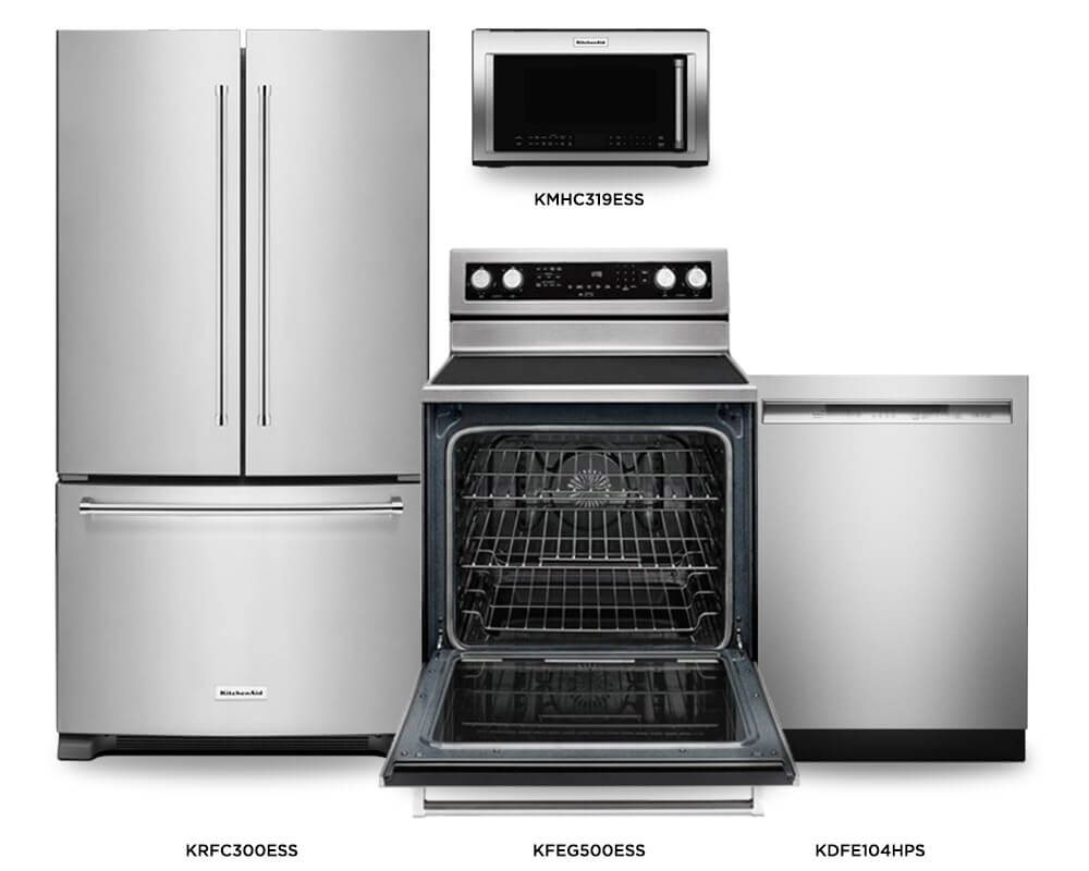 KitchenAid Kitchen Package